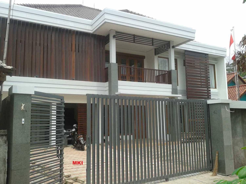 Mki Ts House Cibinong, Bogor, West Java, Indonesia Bogor Facade Daylight  16868