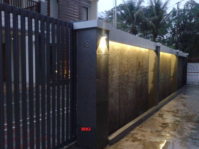 Mki Ts House Cibinong, Bogor, West Java, Indonesia Bogor Fence  16869