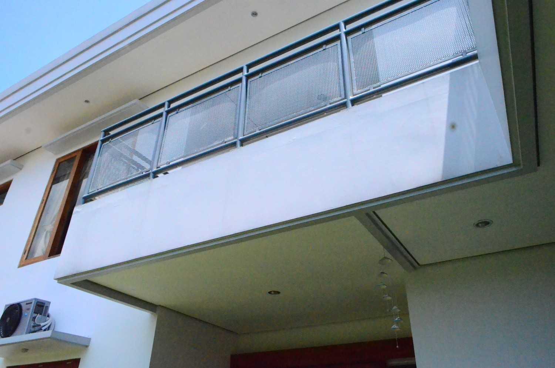 Mki Ts House Cibinong, Bogor, West Java, Indonesia Bogor Rear Balcony  17133