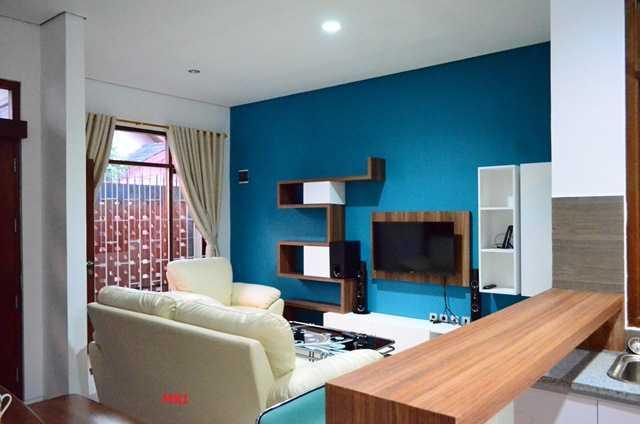 Mki Kt House Jakarta Timur Jakarta Timur Family Room Modern 17063