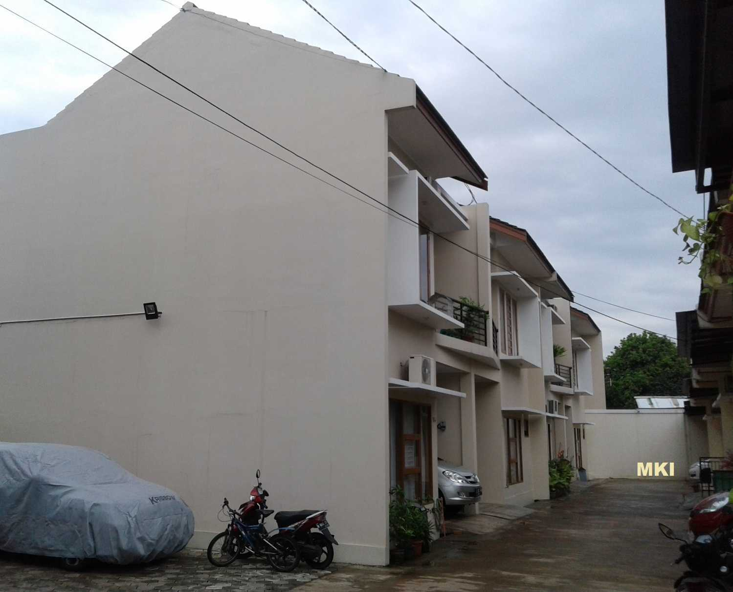 Mki Kj Residence  Jakarta, Indonesia Jakarta, Indonesia Facade 1 Modern 17735