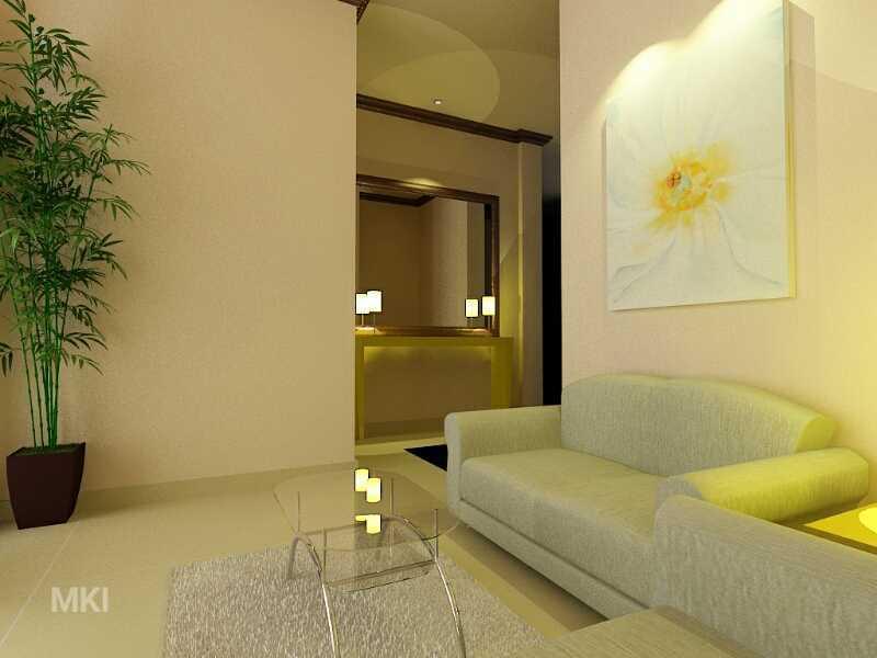 Mki Interior Villa Ys Cirebon Cirebon Guest Room Modern 18384