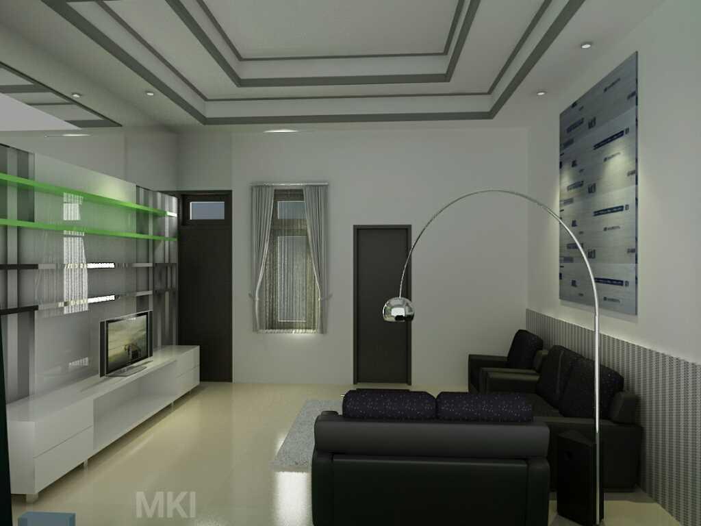 Mki Interior Villa Ys Cirebon Cirebon Family Room Modern 18385