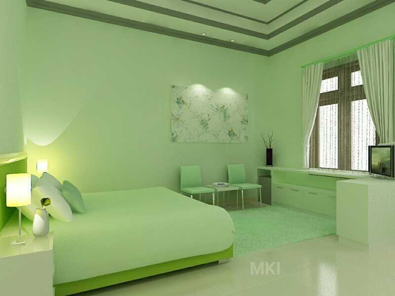 Mki Interior Villa Ys Cirebon Cirebon Master Bedroom Modern 18390