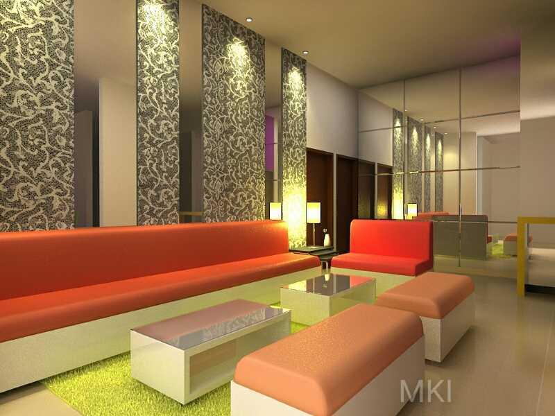 Mki Interior Villa Ys Cirebon Cirebon Sitting Room Modern 18392