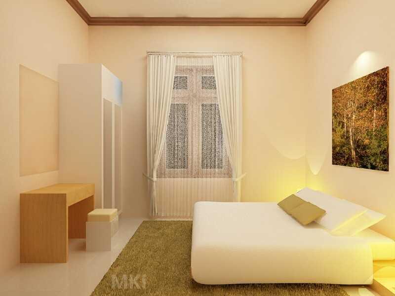Mki Interior Villa Ys Cirebon Cirebon Guest Bedroom Modern 18394