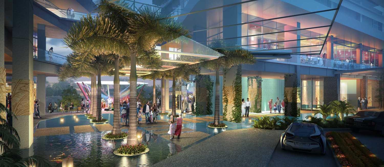 Hizkia Firsto Giovanni 45 Antasari Jakarta Jakarta Lobby Modern 21474