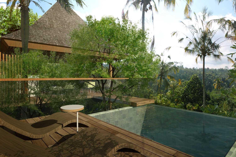 Hizkia Firsto Giovanni Villa Soerga Ubud, Bali Ubud, Bali 1-Bedroom-Deck Modern,wood 21487