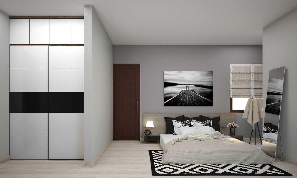 Vivame Design Simple Interior House 2 Lombok Lombok Kamar-Utama-1 Modern 17313
