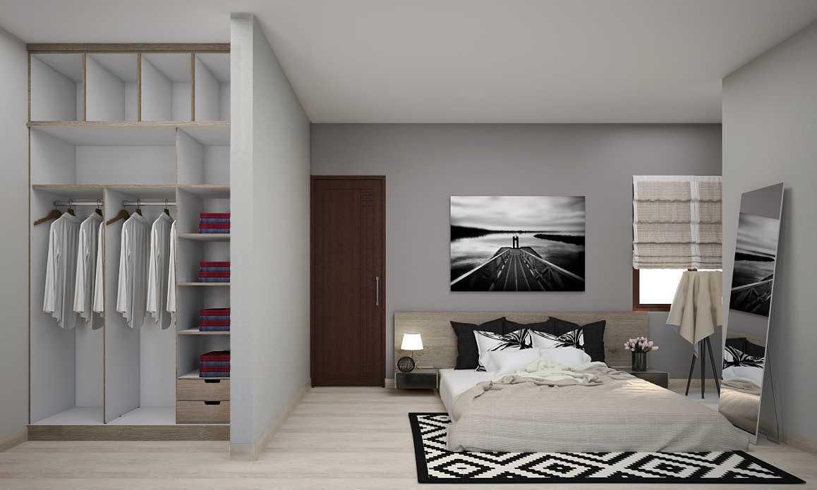 Vivame Design Simple Interior House 2 Lombok Lombok Kamar-Utama-3 Modern 17315