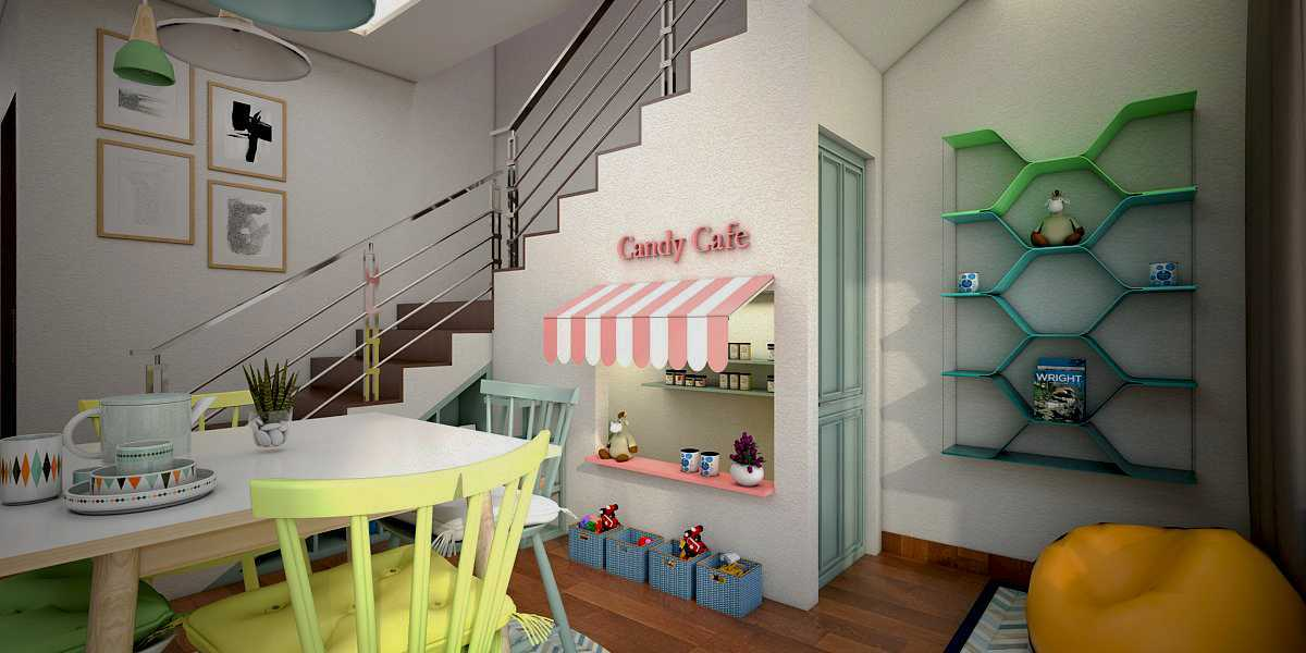 Vivame Design Simple Interior House 2 Lombok Lombok Ruang-Belajar-Dan-Bermain-1 Modern 17320