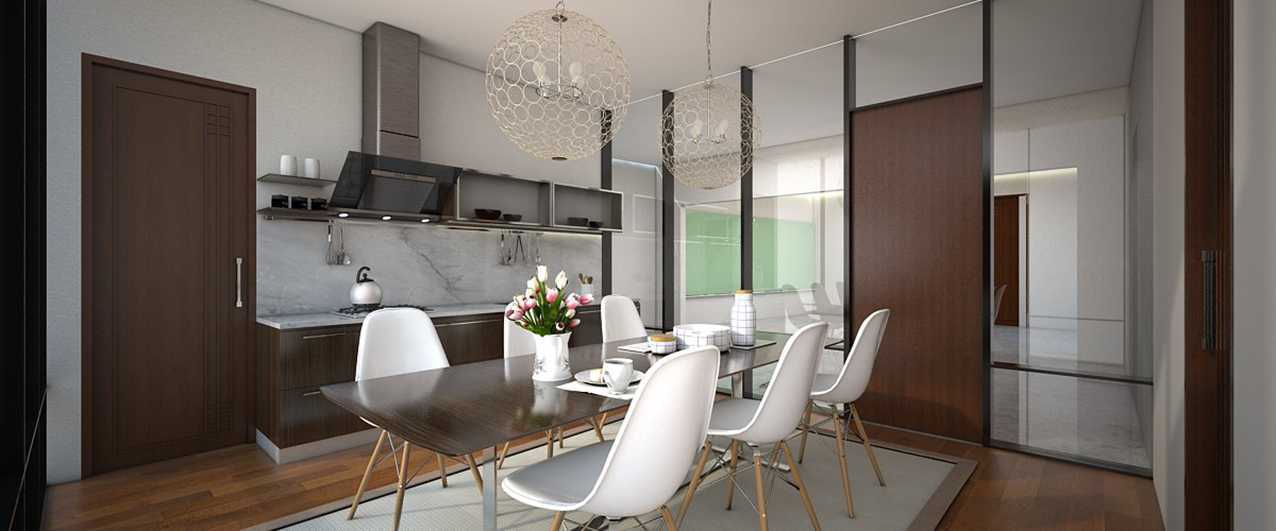 Vivame Design Simple Interior House 2 Lombok Lombok Dapur Modern 17325