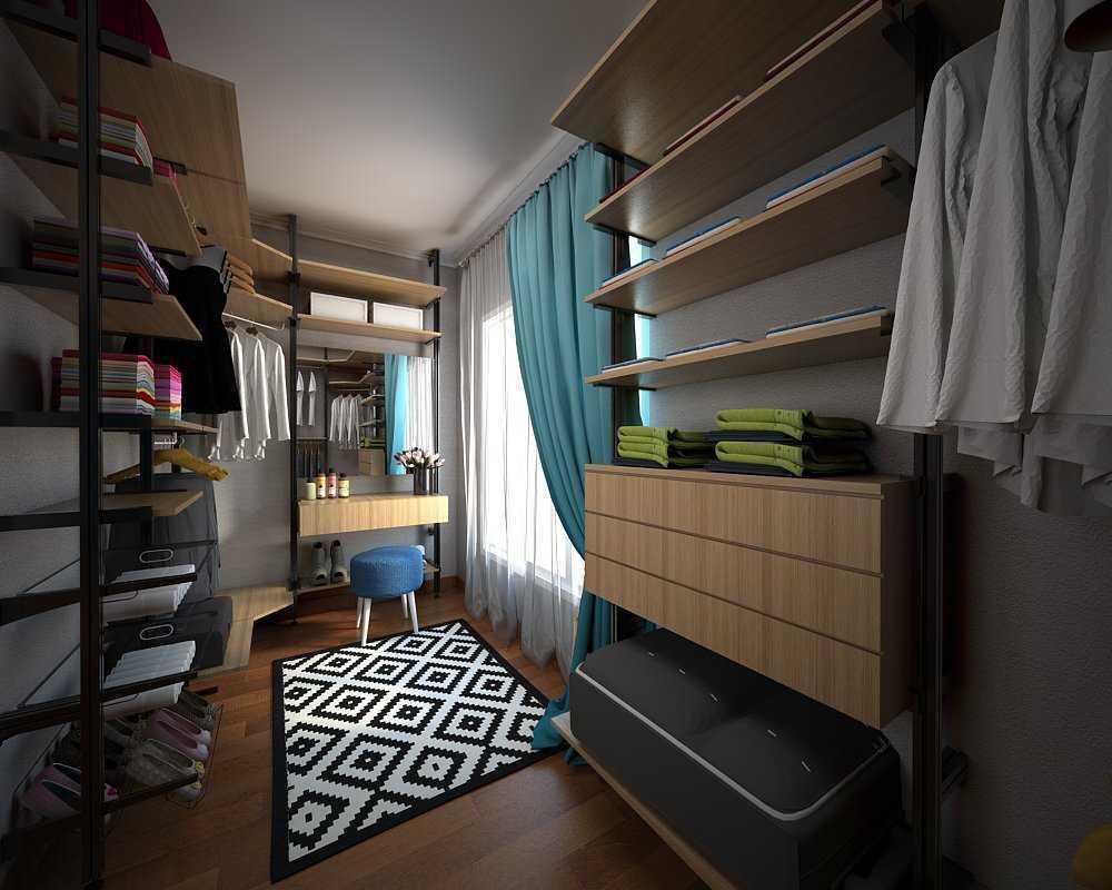 Vivame Design Simple Interior House Jakarta Jakarta Render-Walking-Closet Modern 17327