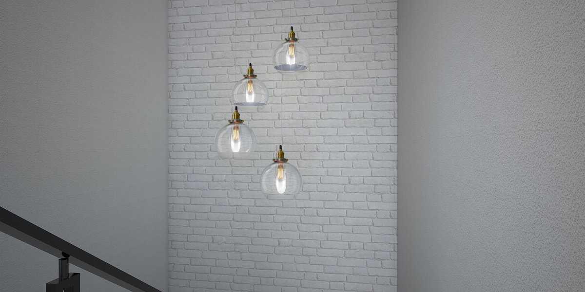 Vivame Design Simple Interior House Jakarta Jakarta Render-Tangga Modern 17332