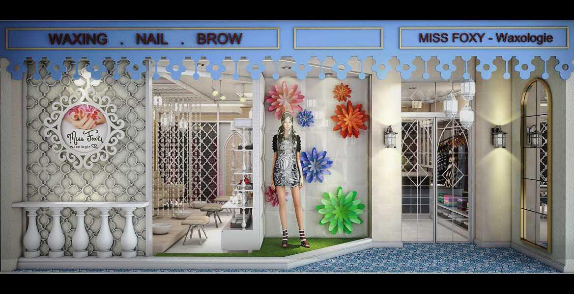 Vivame Design Waxologie Surabaya Surabaya Front View Klasik 17336