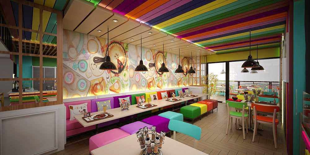 Vivame Design Itadaikimasu Cafe Lombok Lombok Dining Area  17750