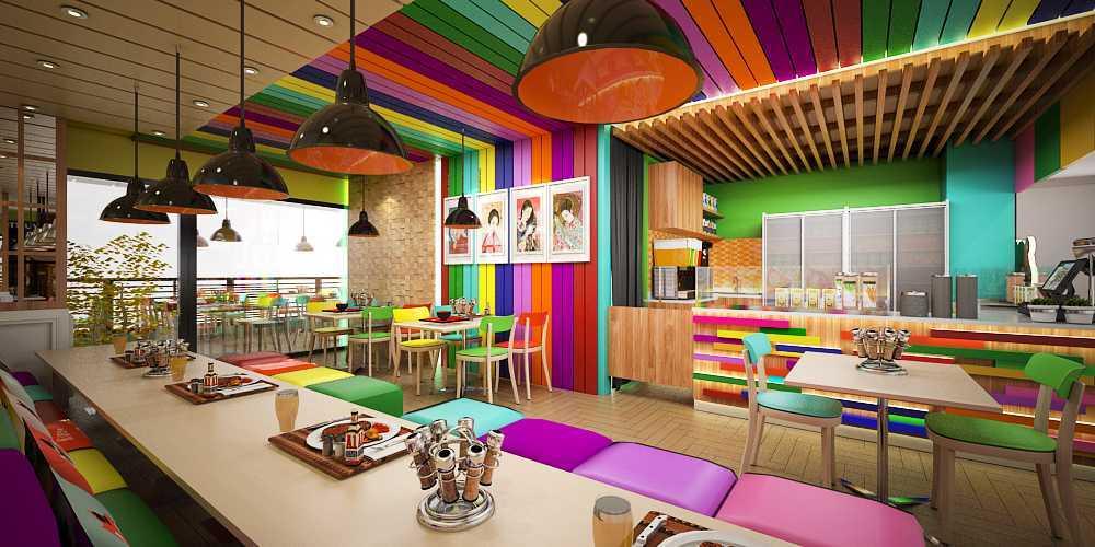 Vivame Design Itadaikimasu Cafe Lombok Lombok Dining Area  17753
