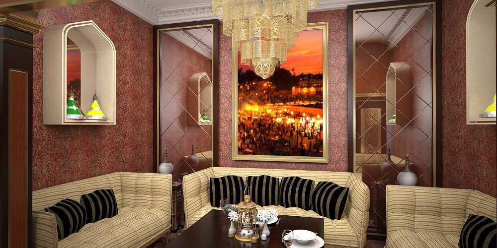Vivame Design Tajine Cafe Lombok Lombok Seating Area Klasik 17759