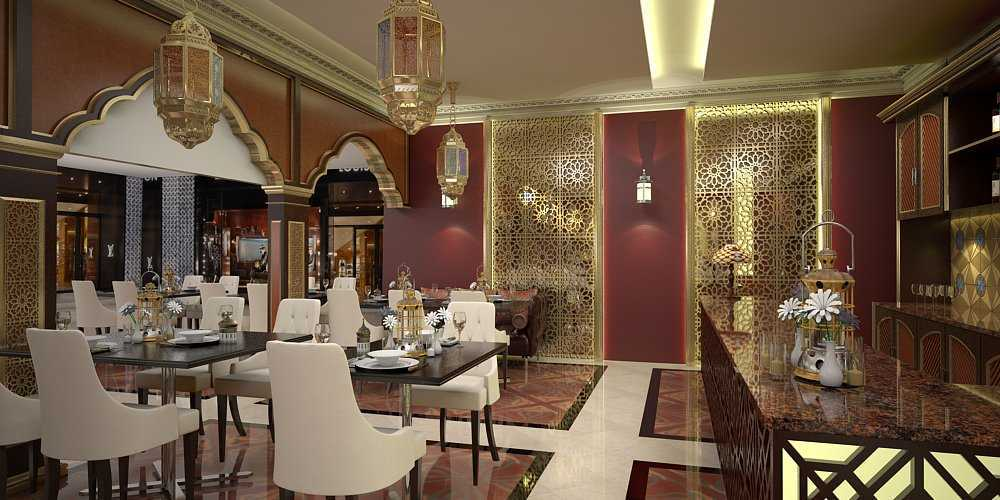 Vivame Design Tajine Cafe Lombok Lombok Dining Area Klasik 17760