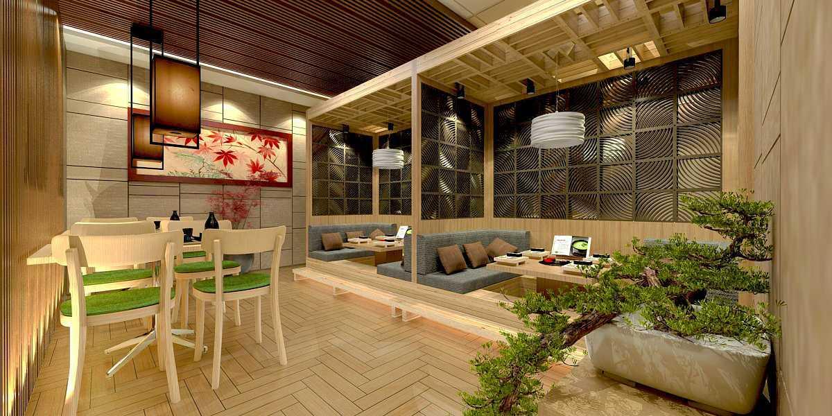 Vivame Design Yakiniku Japanese Food Lombok Lombok Dining Area Minimalis 17763