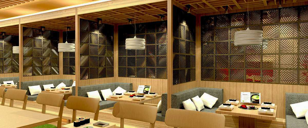 Vivame Design Yakiniku Japanese Food Lombok Lombok Dining Area Minimalis 17769