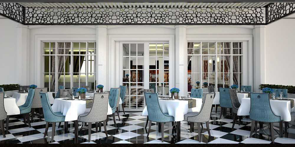 Vivame Design Restaurant Classic Lombok Lombok Dining Area Klasik 17815