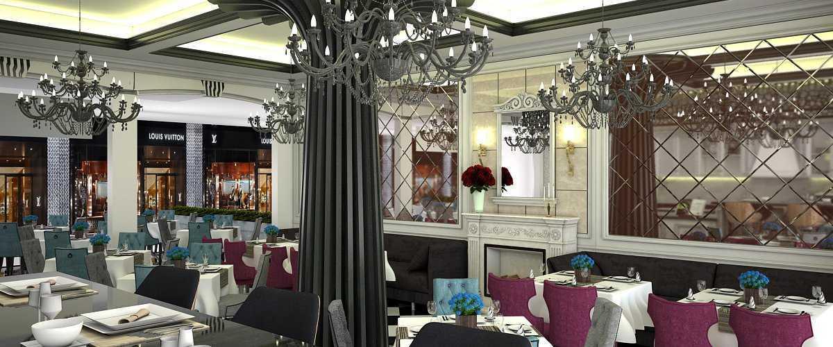 Vivame Design Restaurant Classic Lombok Lombok Dining Area Klasik 17820