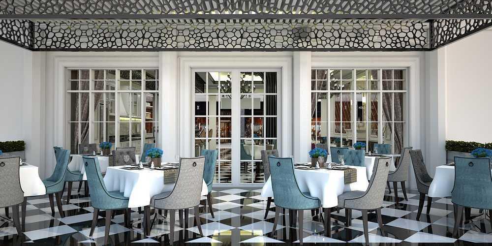 Vivame Design Restaurant Classic Lombok Lombok Dining Area Klasik 17821