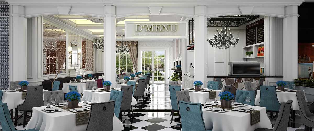 Vivame Design Restaurant Classic Lombok Lombok Dining Area Klasik 17822