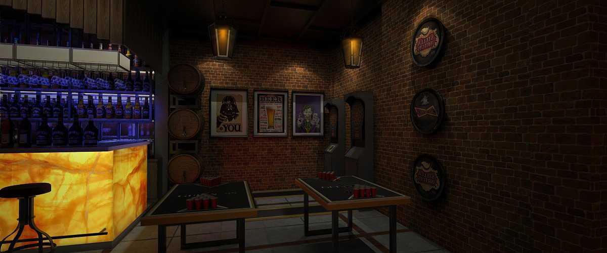 Vivame Design Beer House Pulau Lombok, Nusa Tenggara Bar., Indonesia  Render-6  35692