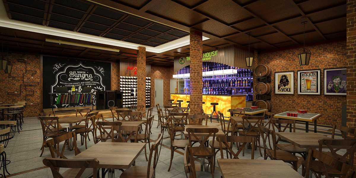 Vivame Design Beer House Pulau Lombok, Nusa Tenggara Bar., Indonesia  Render-Beer-House-2  35695