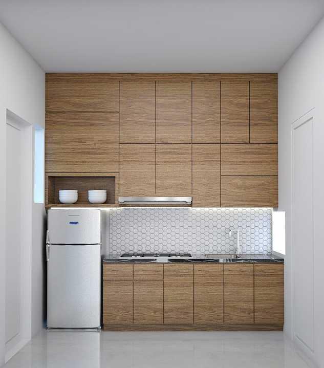 Vivame Design Griya Loka Jakarta, Indonesia  Dapur-Kotor  35703