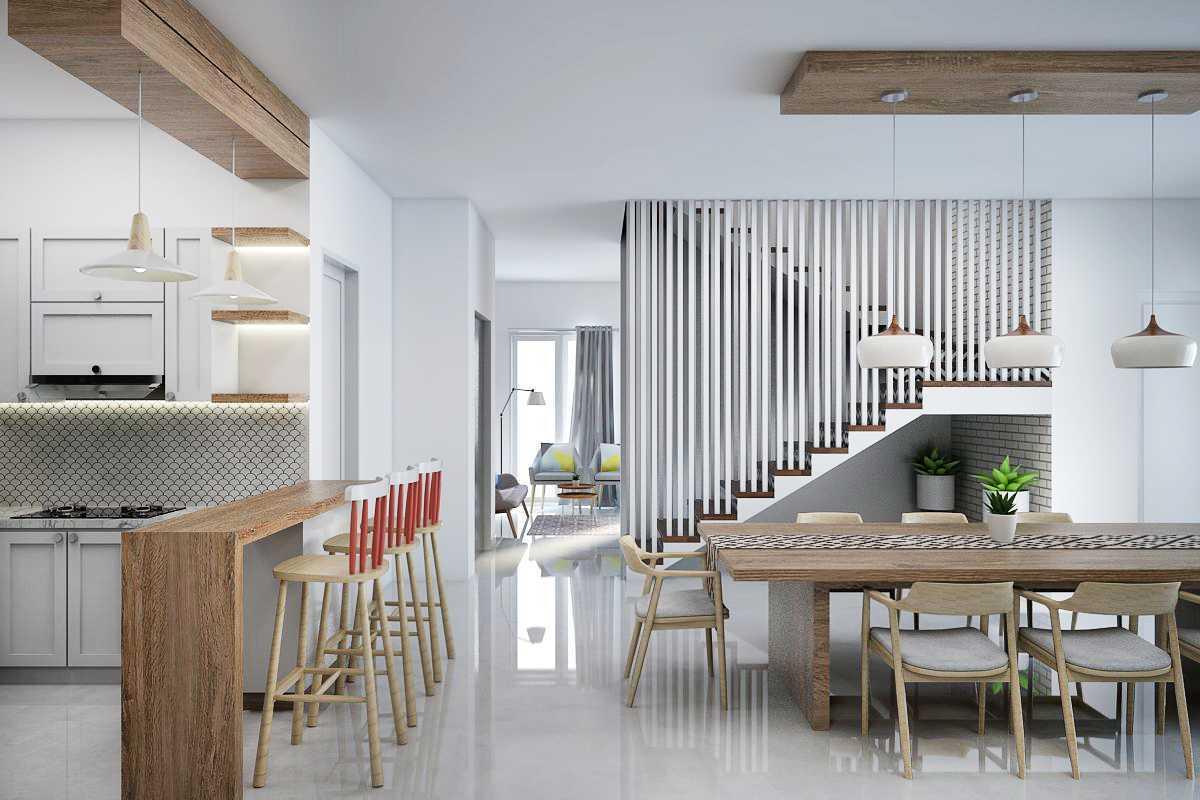 Vivame Design Griya Loka Jakarta, Indonesia  Ruang-Makan-2  35710