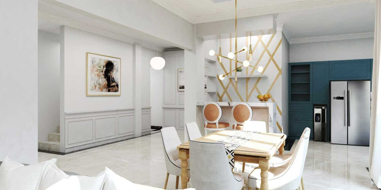 Vivame Design Giri Loka Jakarta, Indonesia  Diningroom Kontemporer 36046