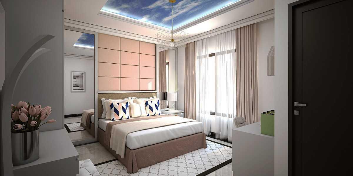 Vivame Design Giri Loka Jakarta, Indonesia  Kamar-Anak-Perempuan-2 Kontemporer 36051