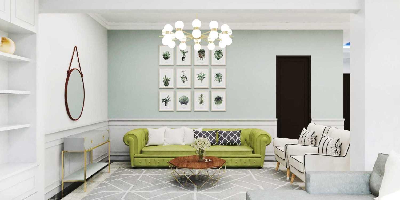 Vivame Design Giri Loka Jakarta, Indonesia  Livingroom-Lantai-1 Kontemporer 36053