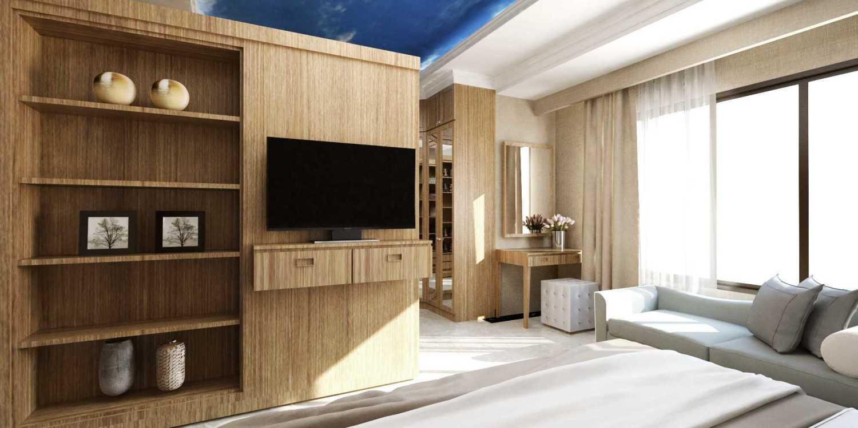 Vivame Design Giri Loka Jakarta, Indonesia  Render-Kamar-Utama-3 Kontemporer 36055