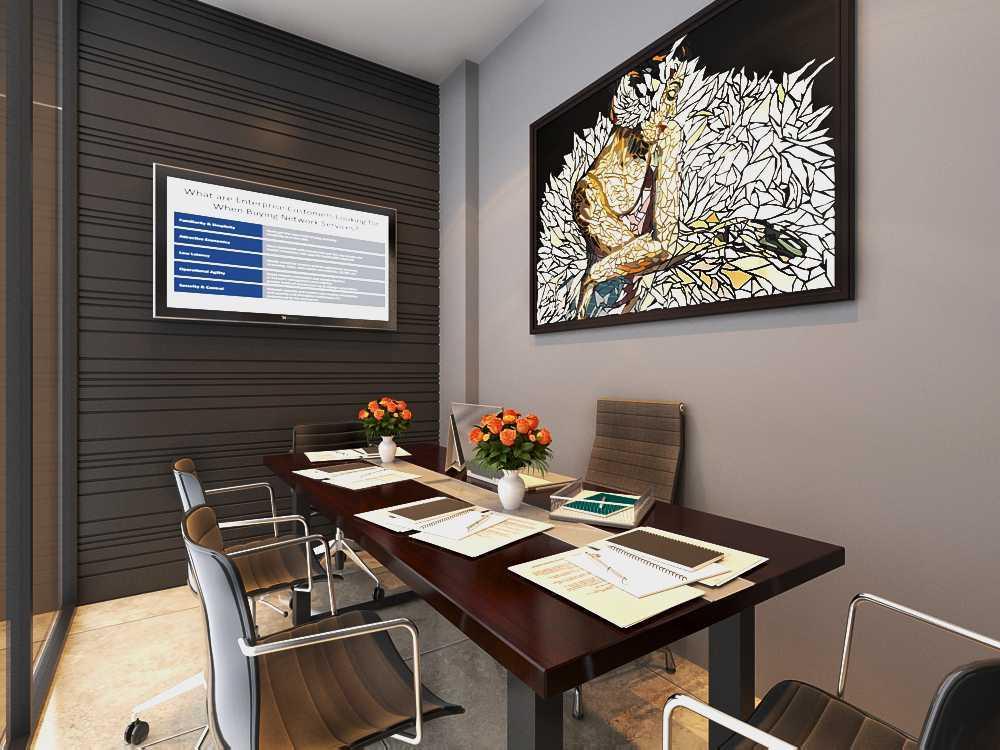Jr Design Kantor Notaris Bekasi Bekasi Bekasi Meeting Room Modern 17420
