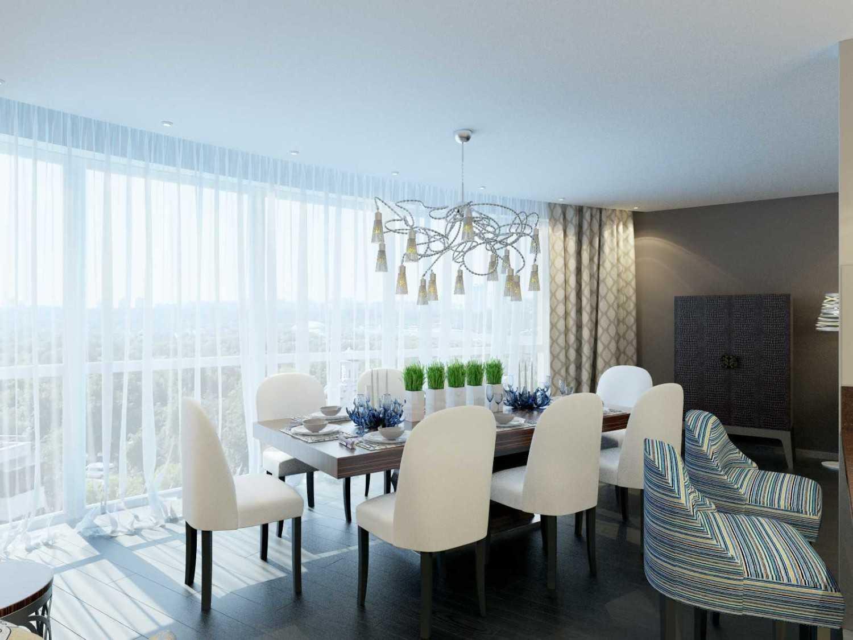Foto inspirasi ide desain ruang makan klasik Img0230 oleh JR Design di Arsitag