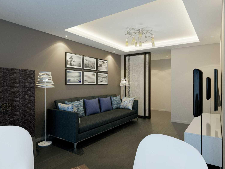 Foto inspirasi ide desain ruang keluarga klasik Img0236 oleh JR Design di Arsitag