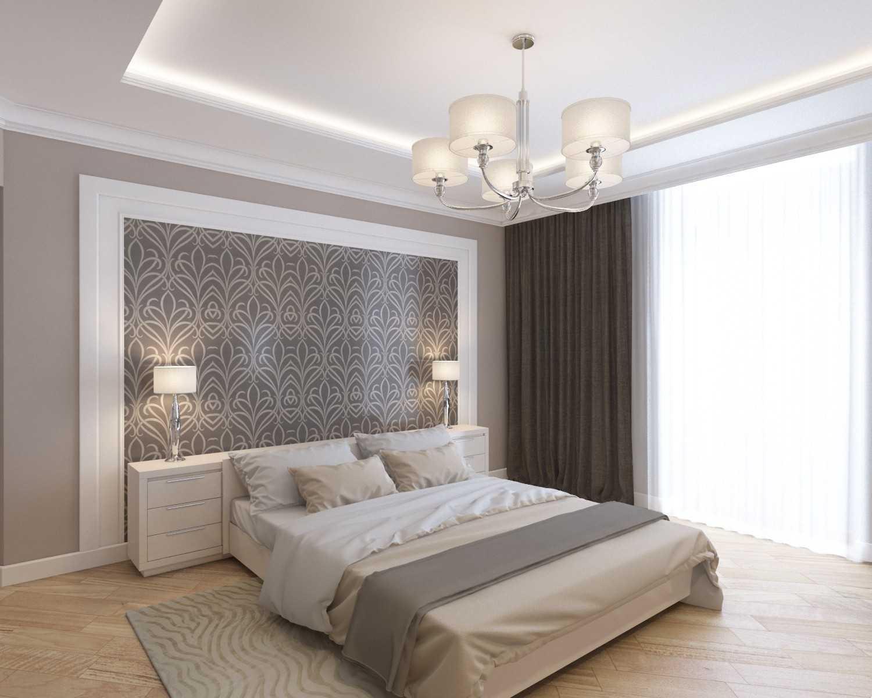 Foto inspirasi ide desain rumah klasik Bedroom view oleh JR Design di Arsitag