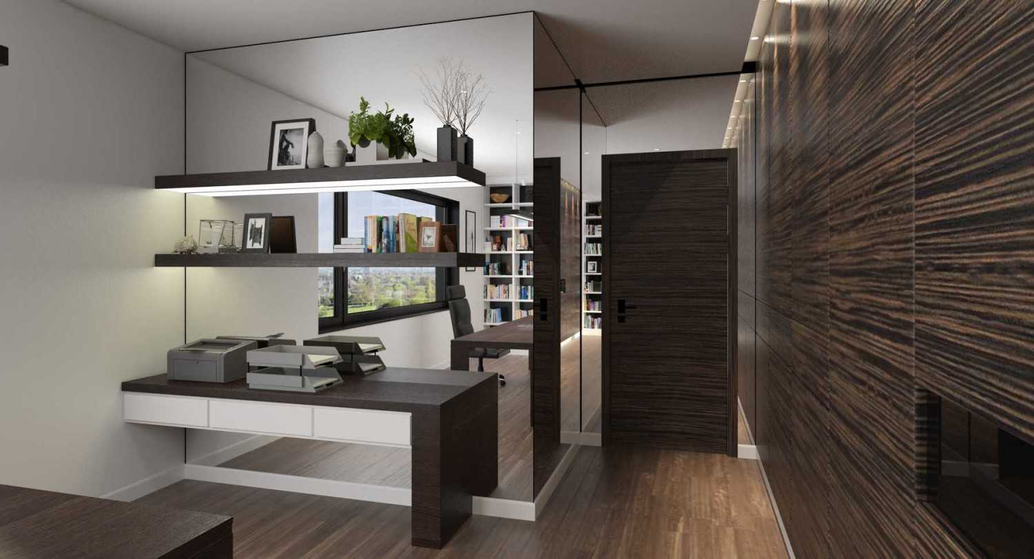 interior home office design. Jr Design Interior Home Office Kemayoran Workroom Contemporary,modern 30022