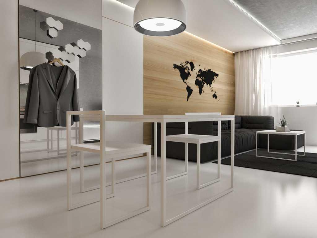 Jr Design Studio Apartment Jakarta, Indonesia Westmark Apartment Studio Apartment - Dining Room Minimalist 30030