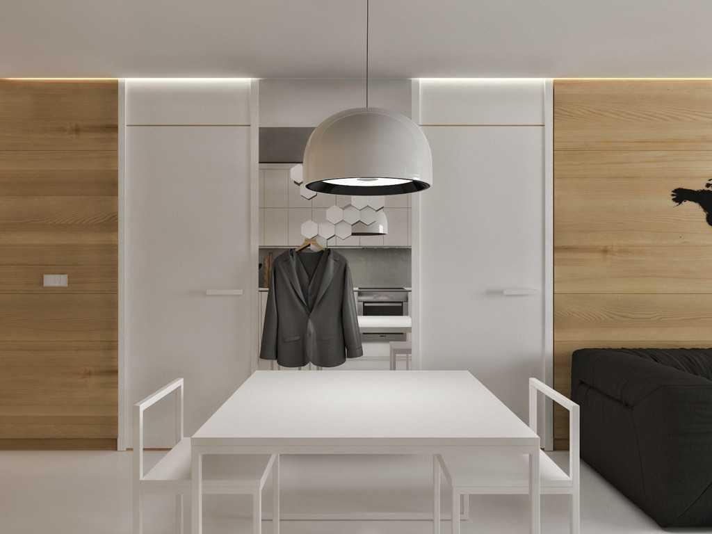Jr Design Studio Apartment Jakarta, Indonesia Westmark Apartment Studio Apartment - Dining Room Minimalis 30033