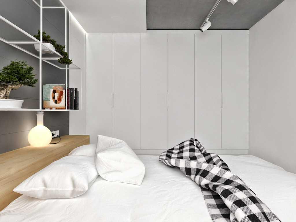 Jr Design Studio Apartment Jakarta, Indonesia Westmark Apartment Studio Apartment - Bedroom Minimalis 30037