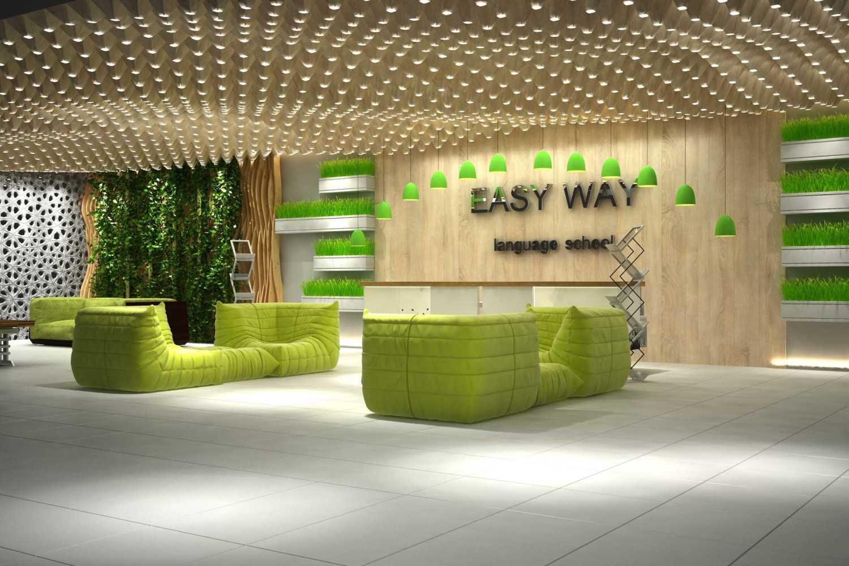 Foto inspirasi ide desain lobby industrial Img0532 oleh JR Design di Arsitag