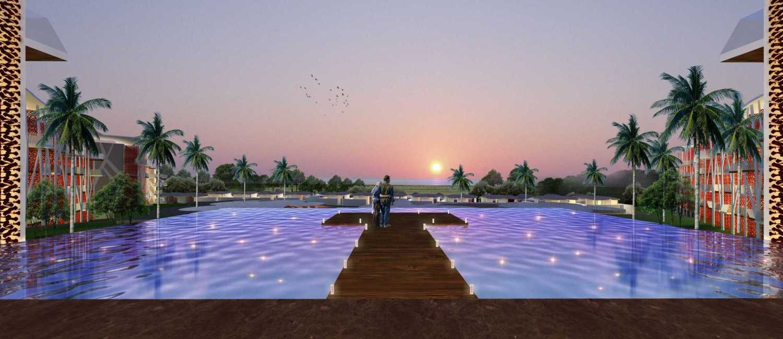 Mikael Wahyu Hotel Pecatu Bali Bali Hotel-Lobby-View-Perspective  26055
