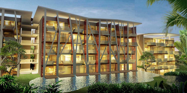 Mikael Wahyu Hotel Pecatu Bali Bali Hotel-Tower-Perspective  26056