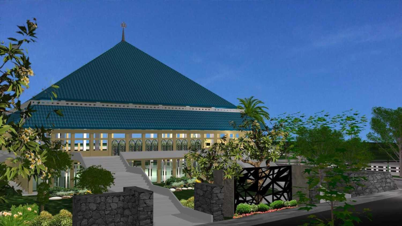 Mikael Wahyu Masjid Praya Lombok Lombok Facade  26785