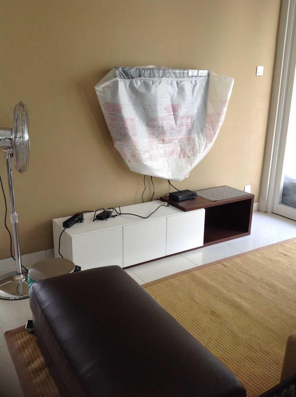 R-E Design Minimalist Residence Bintaro Bintaro Living Room Minimalis 19505